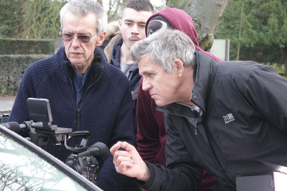 Doug Rowlins Directing