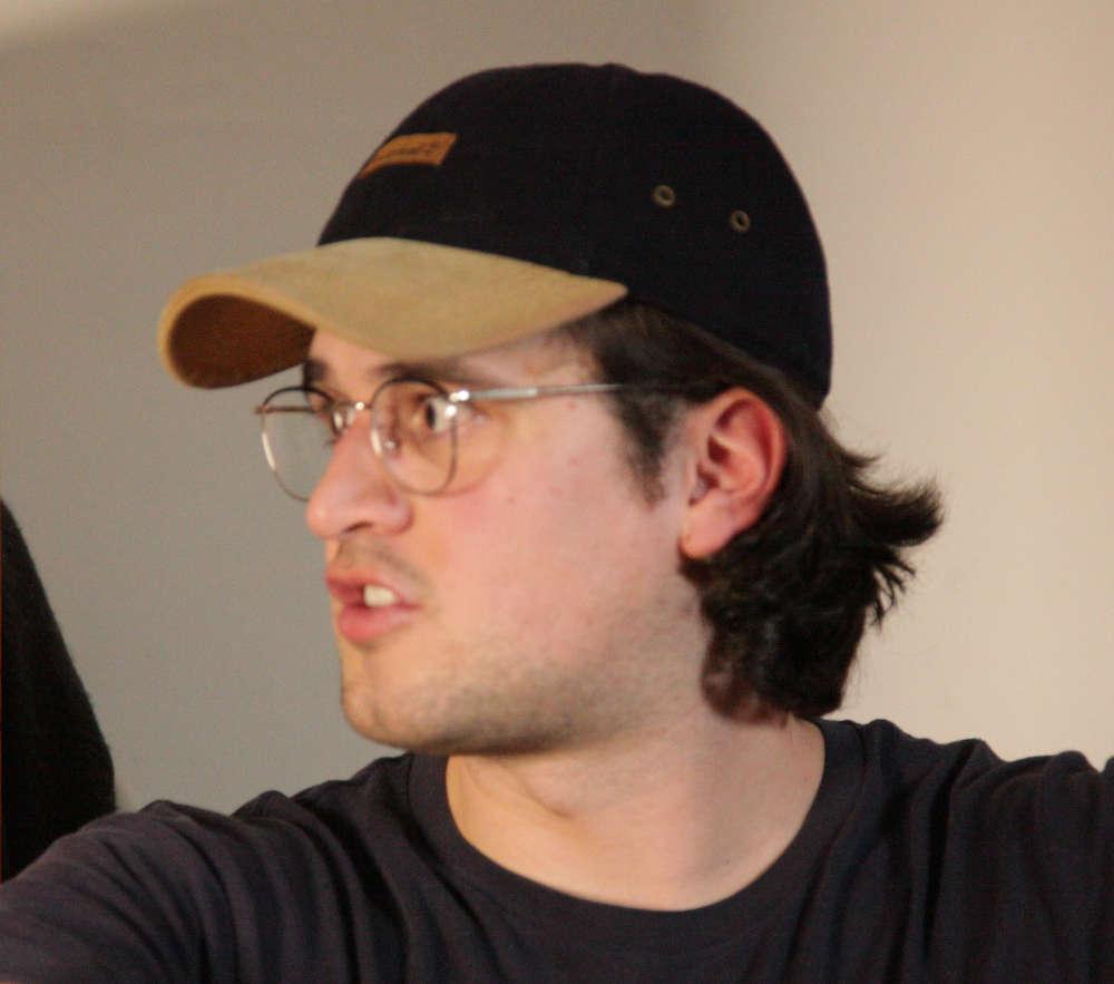 Birthday Director - Oliver Burry