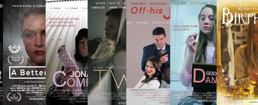 1st Year WeMakeFilms Award Nominations